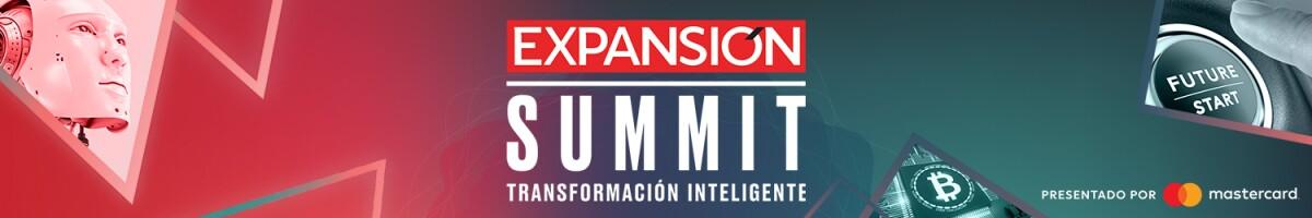 Expansión Summit 2019 / header desktop Home Expansión