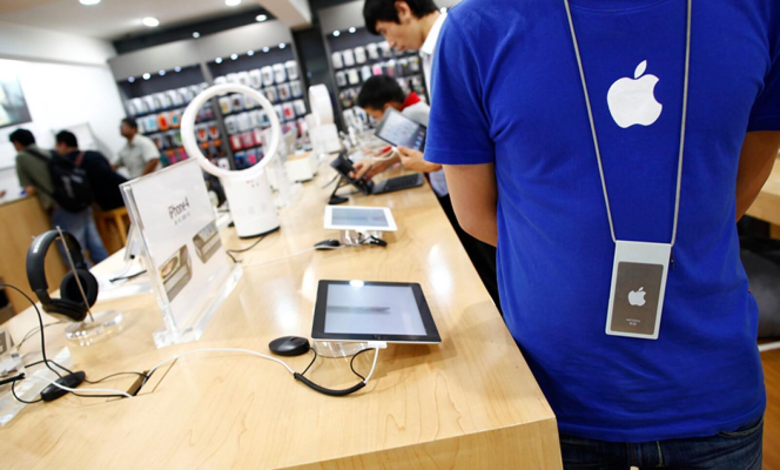 Las imágenes muestran un detalle espectacular no sólo en los productos, sino en la experiencia de compra.