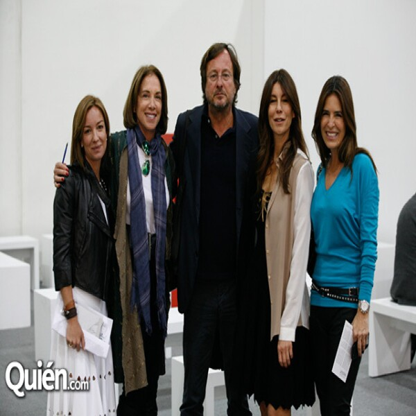 Ana Lucia de Teresa,Alejandra Redo,Filippo Brignone,Gabriela Garza,Lina Botero