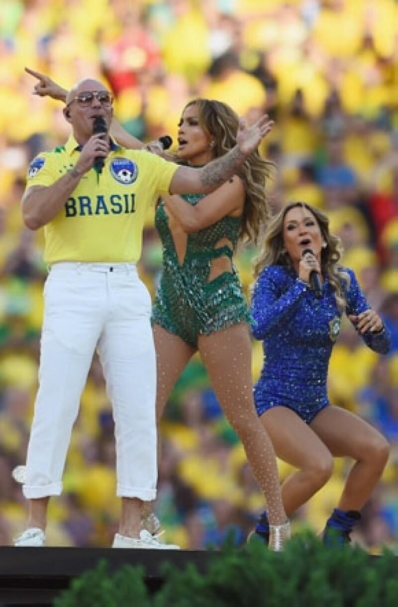 La apertura Brasil 2014 era lo más esperado de hoy pero al parecer no fue del agrado de muchos. Le preguntamos a nuestros lectores qué opinaban al respecto de la fiesta inicial mundialista.