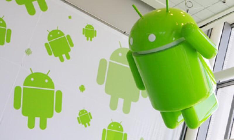 El Android Market cuenta con más de 100,000 empresas desarrolladoras, las cuales tienen en promedio 4.1 apps disponibles. (Foto: Cortesía Google)