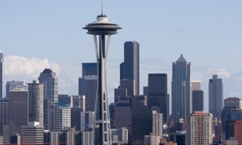Seattle vio nacer a empresas como Starbucks y Microsoft.  (Foto: Tomada de CNNMoney.com)