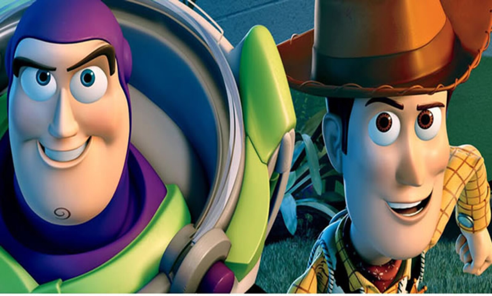A 30 años de la muerte de Disney, la empresa lanzó la 1ª película animada por computadora, llamada Toy Story y en la que participaron 110 animadores.