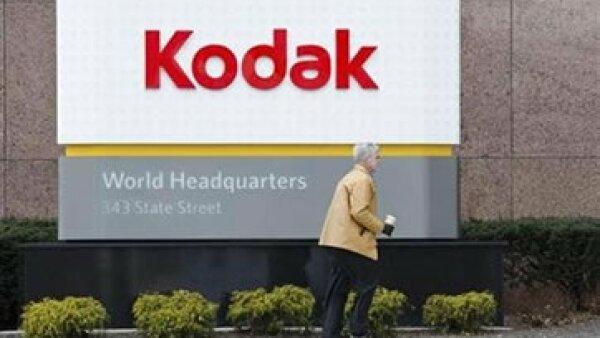 Kodak posee unas 10,000 patentes que busca vender. (Foto: Reuters)