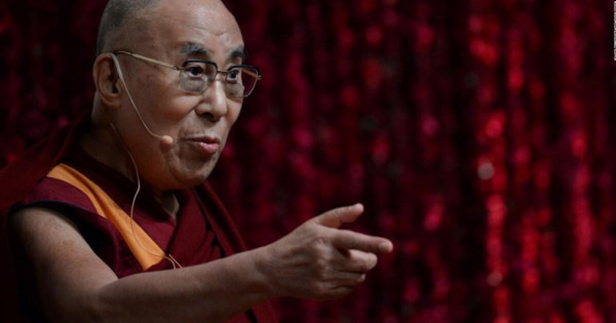 Cinco Cosas Para Ser Feliz Según El Dalái Lama