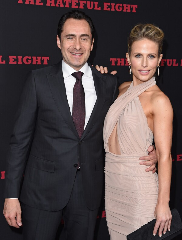 """Premiere Of The Weinstein Company's """"The Hateful Eight"""""""