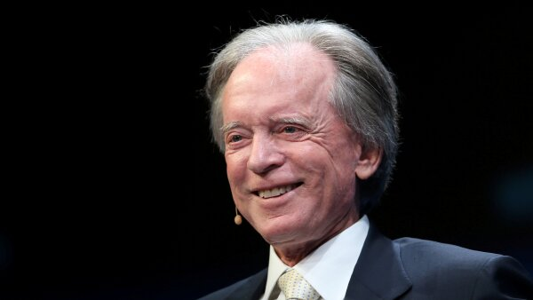 FILE PHOTO: Janus Capital Group's Bill Gross listens during the Milken Institute Global Conference in Beverly Hills