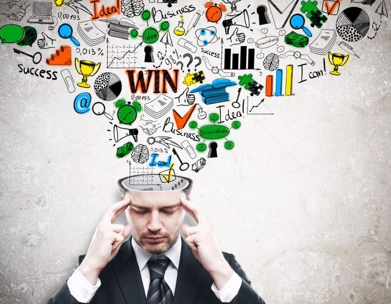 Mentalidad de líder ganador