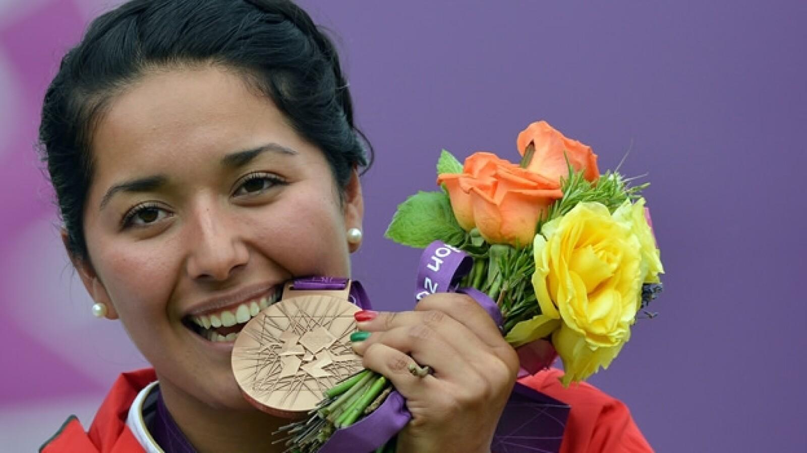 Mariana avitia, bronce, londres