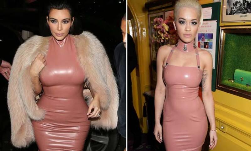 La ex de Rob Kardashian y la socialité asistieron a la fiesta de Madonna con outfits similares. ¿A quién se le veía mejor… o peor?