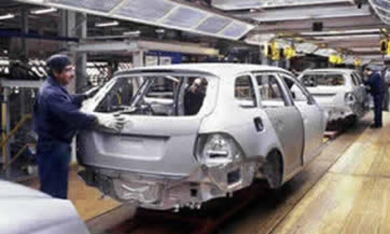 Automotríz (Foto: Cortesía VW)