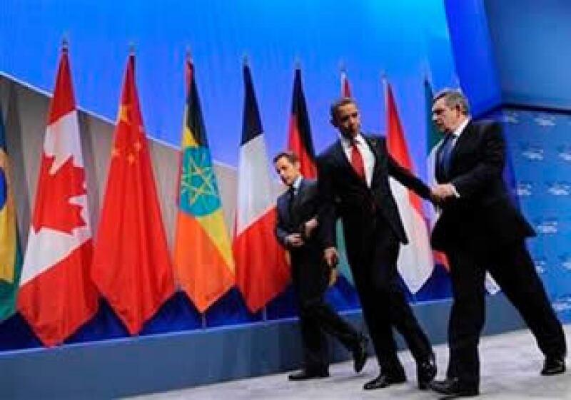 El G20 se reunirá este fin de semana en Toronto y  la reducción del gasto público figura como el tema central. (Foto: AP)