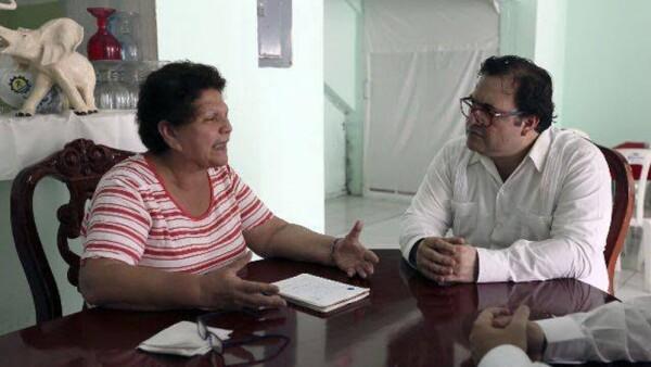 La abuela de la víctima de abuso sexual en Boca del Río aseguró el martes que ha sido amenazada.