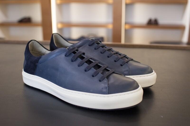 Sneakers de piel Pal Zileri