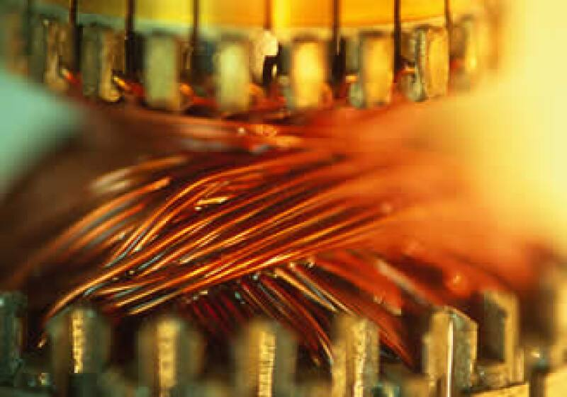 La empresa estima que aumentará la demanda de cobre tras el terremoto en Japón. (Foto: Photos to Go)
