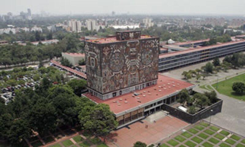 Un elemento valorado de la UNAM es que la mayoría de sus actividades recreativas están abiertas al público general. (Foto: AP)