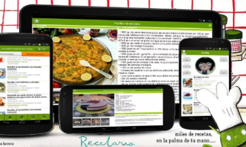 En iOS y Android hay varias aplicaciones que comparten cientos de recetas. (Foto: Google Play )