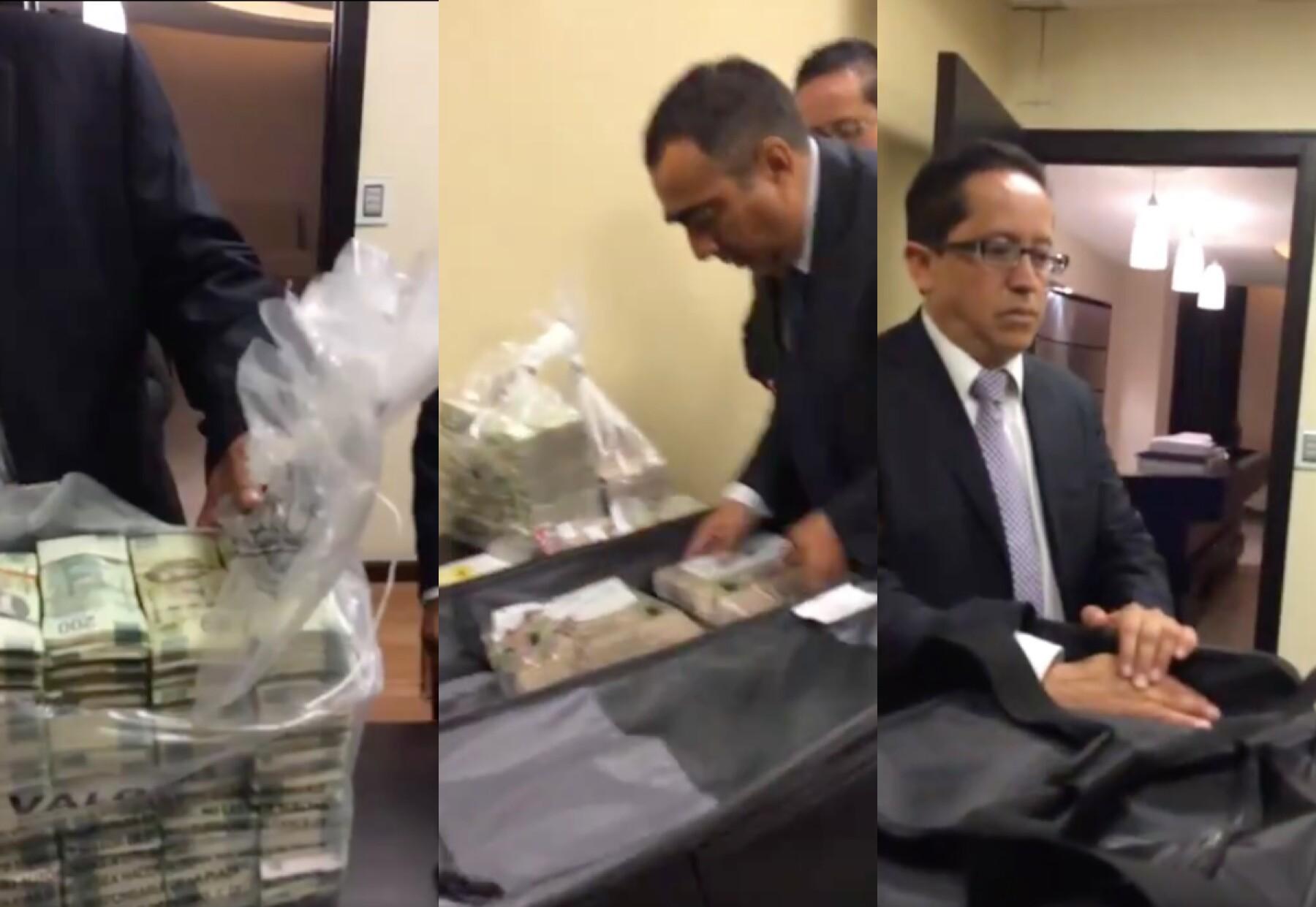 Legisladores panistas piden a la FGR investigar a implicados en video