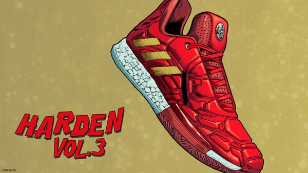 ADIDAS Marvel 'Heroes Among Us'
