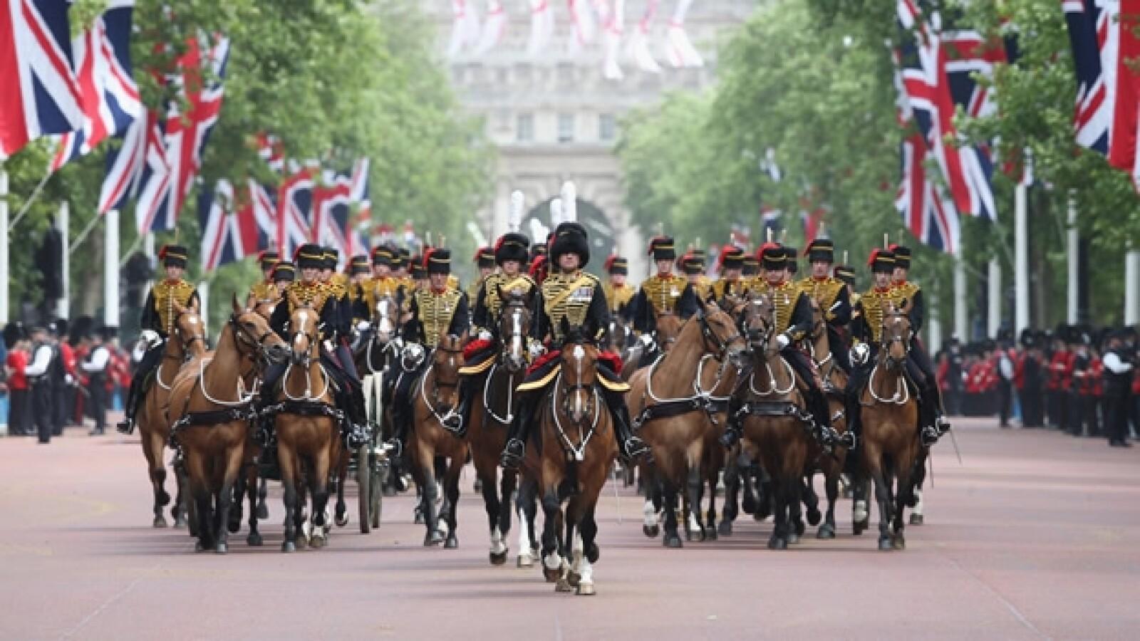 cumple de la reina Isabel II 1