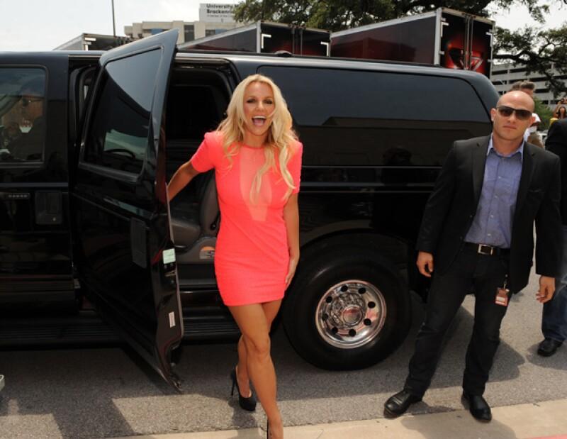 Con gran popularidad, la cantante ya calificó las primeras audiciones de la próxima temporada del reality `The X-Factor´.