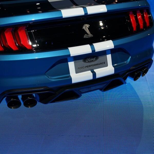 Forde Mustang