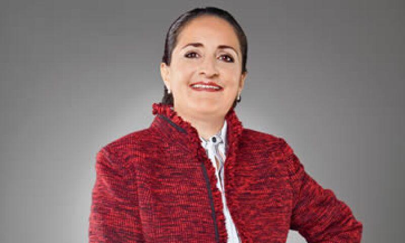 Griselda Hernández es vicepresidenta de operaciones de UPS, Zona Norte de América Latina. La ejecutiva vive cerca de su oficina para estar más cerca de sus hijos. (Foto: Alfredo Pelcastre/Mondaphoto)