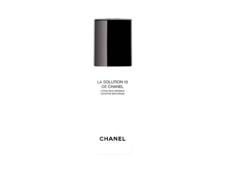 La Solution 10 de Chanel contiene sólo 10 ingredientes.