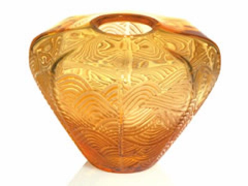 Este jarrón tiene un gran diseño para cualquier rincón del hogar. (Foto: Cortesía de la marca)