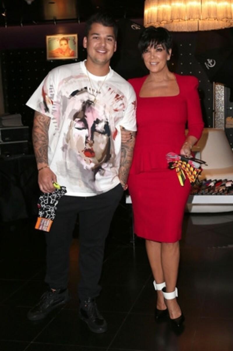 Debido a su sobrepeso, la familia Kardashian está preocupada pues el joven de 26 años podría padecer diabetes y consecuencias en su hígado.