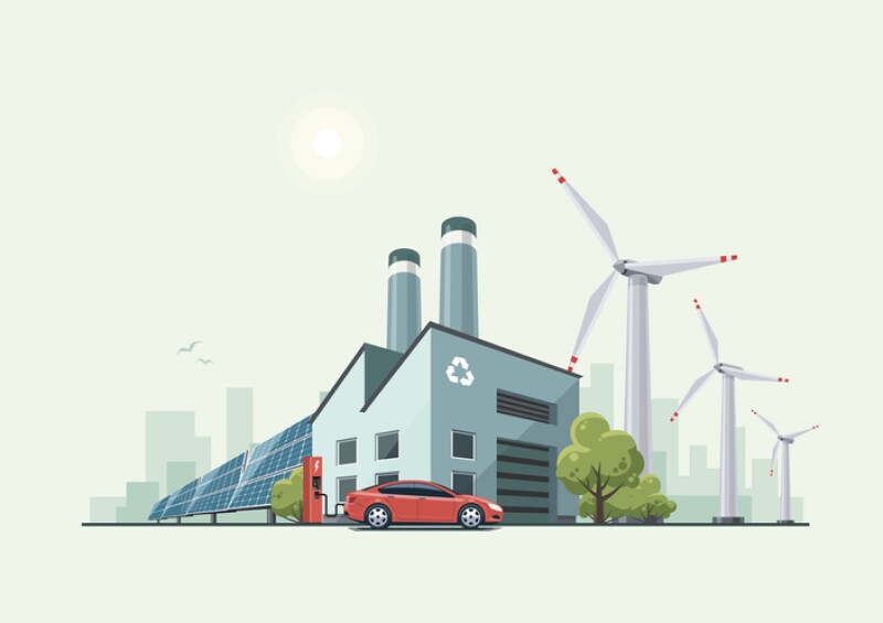 Fábrica sustentable