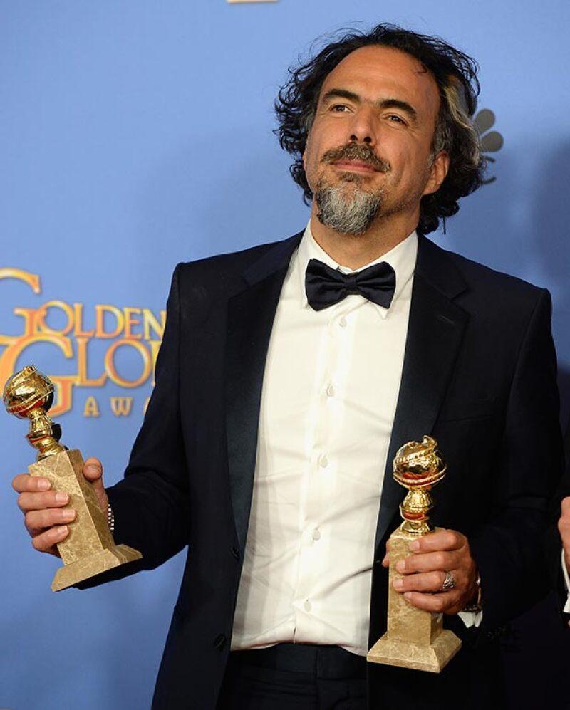 El director mexicano es uno de los grandes favoritos para obtener el Oscar.