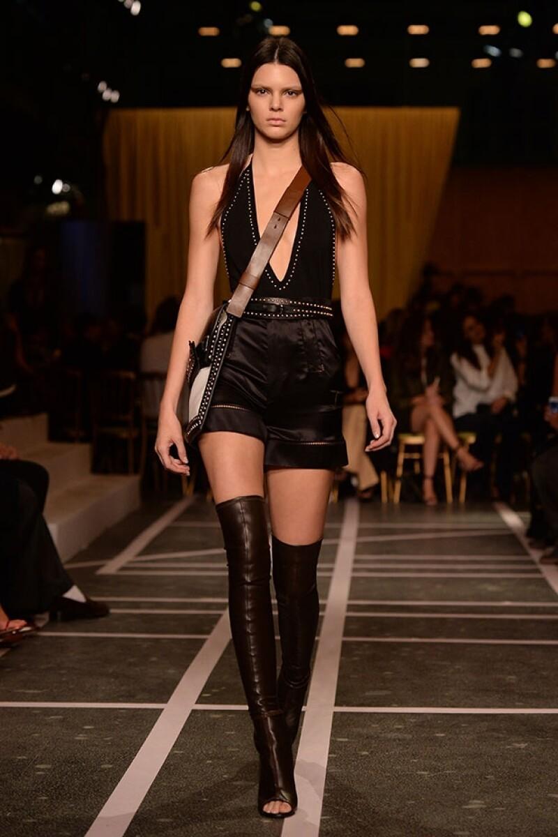 La hija de Kris y Bruce Jenner podría formar parte del exclusivo grupo de modelos que desfilarán este otoño sobre la reconocida pasarela.
