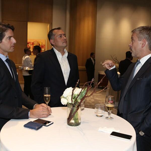 Abelardo Marcondes,Arturo Reyes,Jason Hitchens