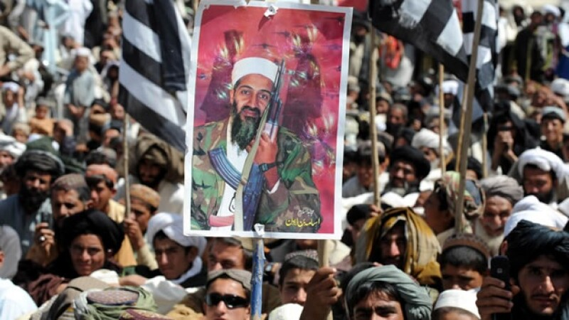 Bin Laden - Pakistán - apoyo
