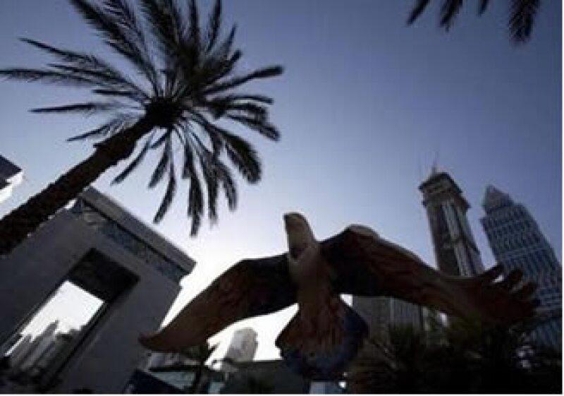 Dubai enfrente serios problemas financieros. (Reuters)
