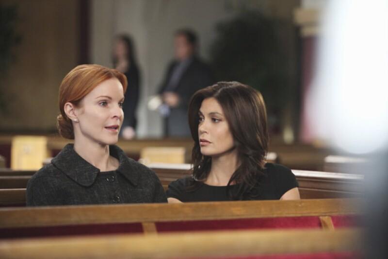 Marcia no era la única que no toleraba a Teri, sino todo el cast de la serie.