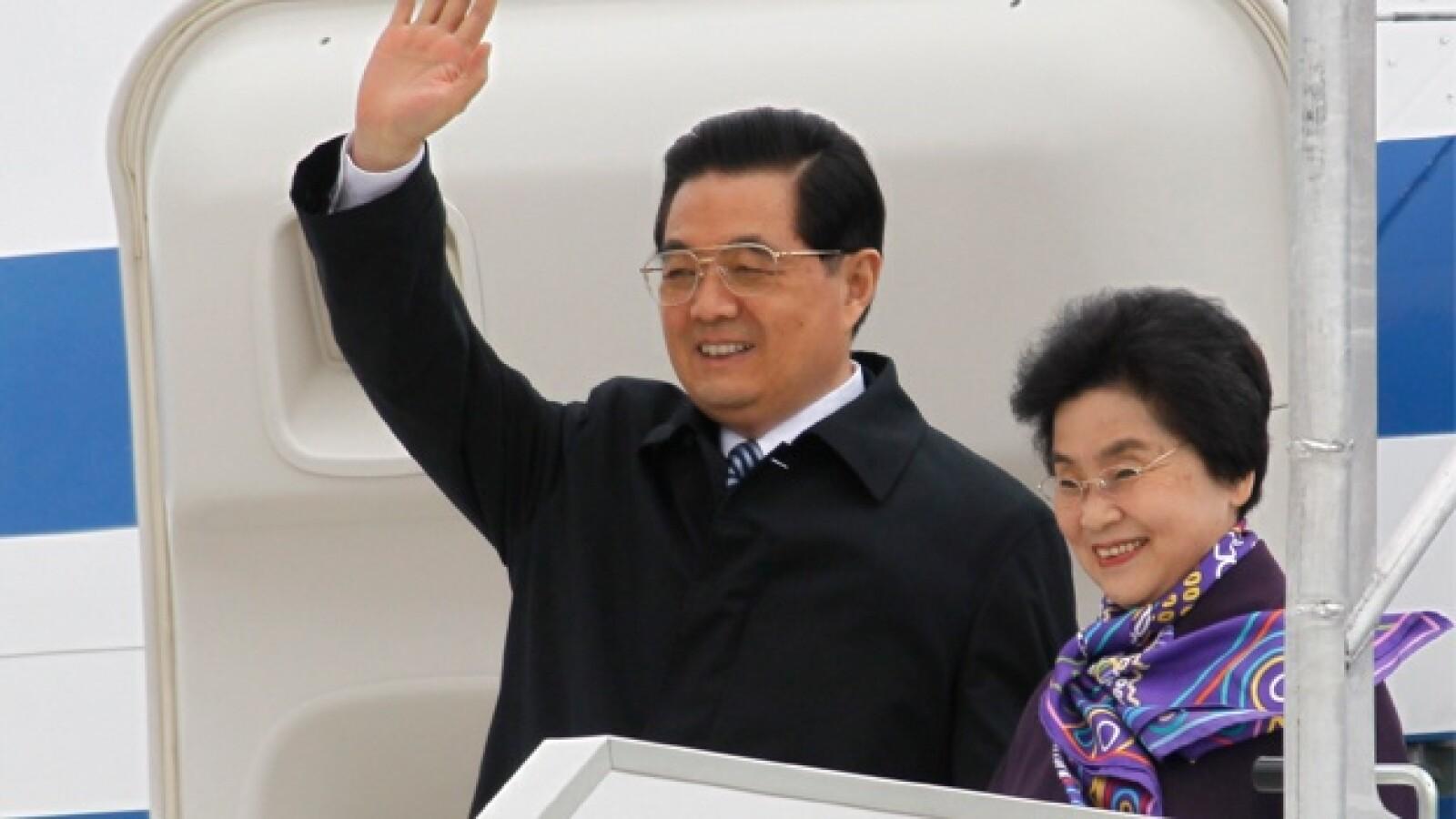 Hu Jintao-Forbes