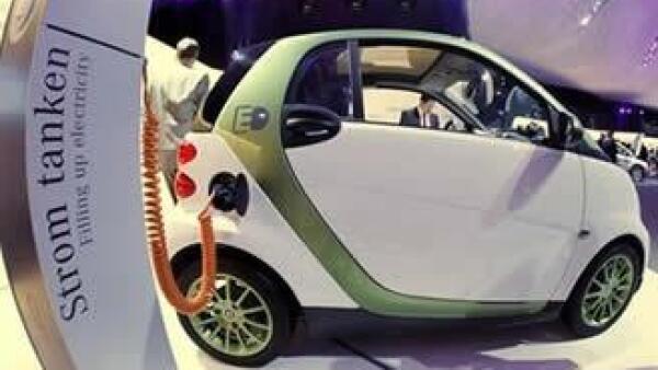 Auto el�ctrico