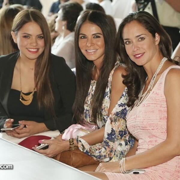 Samadhi,Vanessa Arias y Dafne Molina