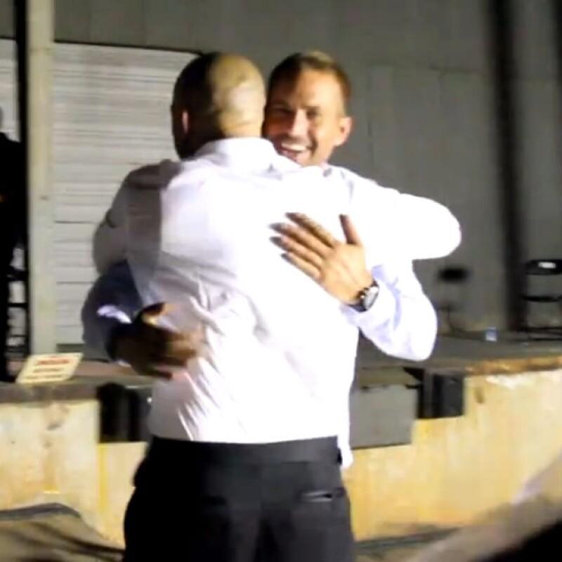 Vin Diesel consideraba a Paul como un amigo de verdad.