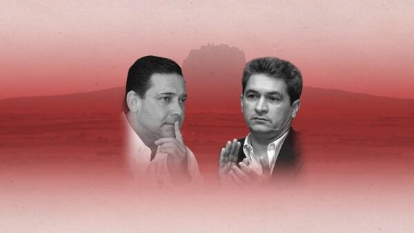 Los exgobernadores Eugenio Hernández  y Tomás Yárrington, son buscado por autoridades estadounidenses por su relación con grupos del narcotráfico.