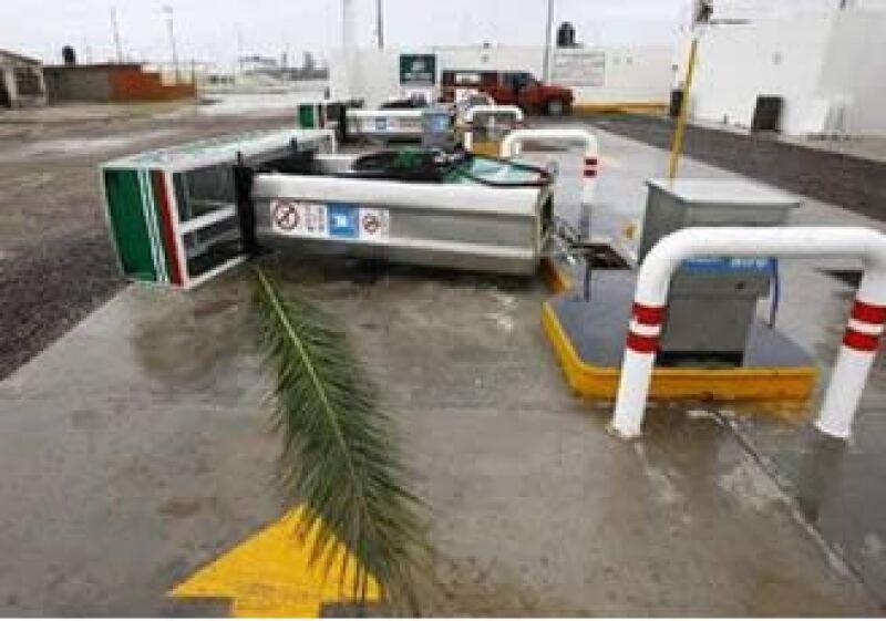 Aunque Jimena se desgradó a tormena tropical, dejó estragos tras su paso por Baja California. (Foto: Reuters)