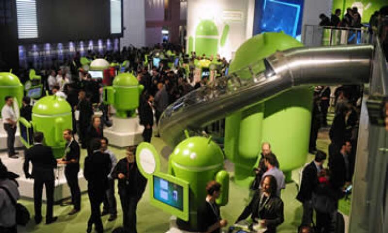 El analista menciona la nivelación paulatina de la cuota de Android, luego de su extraordinaria escalada en 2010. (Foto: AP)