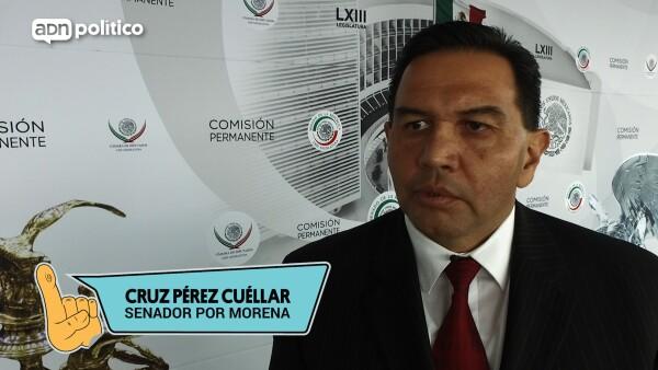 #YoLegislador Cruz Pérez Cuéllar