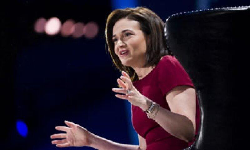 La ejecutiva de Facebook tiene 12.3 millones de acciones de la red social. (Foto: Getty Images)