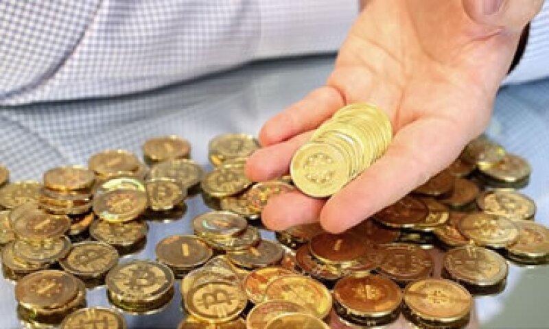 El precio actual de un bitcoin es de 95.30 dólares. (Foto: Cortesía de CNNMoney)
