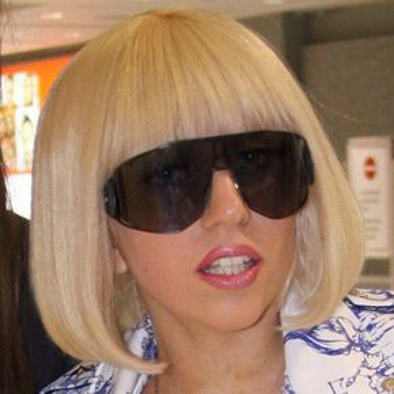 Lady Gaga difunde su filosofía pop.