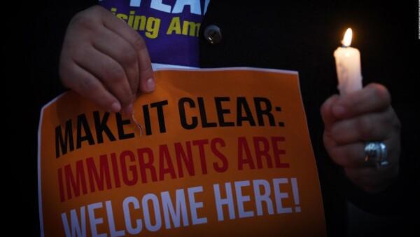 Nueva York desafiará decreto de Trump contra inmigrantes