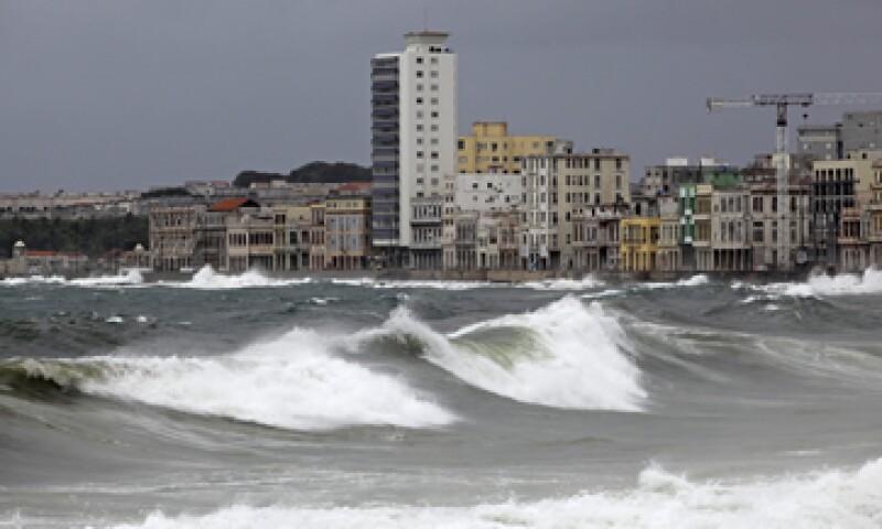 Isaac supone ahora una amenaza menor para gran parte de la infraestructura energética de la región del golfo. (Foto: Reuters)